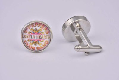 Beatles Sgt Pepper Cufflinks