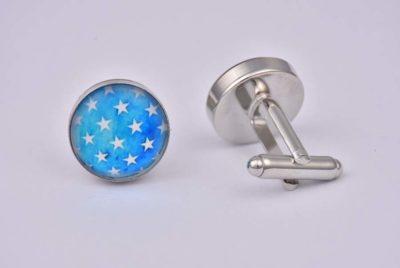 Stars Cufflinks