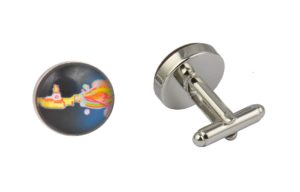 Beatles Yellow Submarine Cufflinks