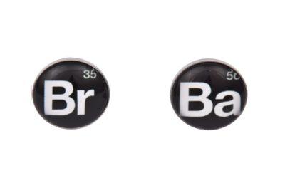 Breaking Bad Symbols Black