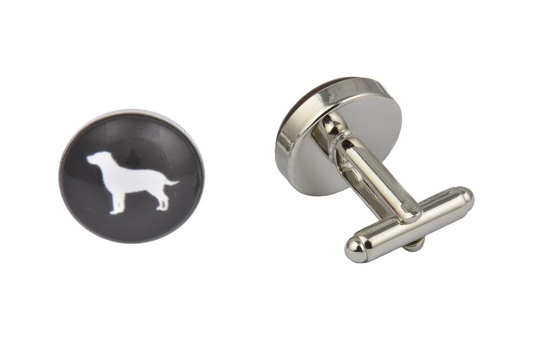 Labrador Dog Cufflinks