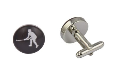 Field Hockey Cufflinks