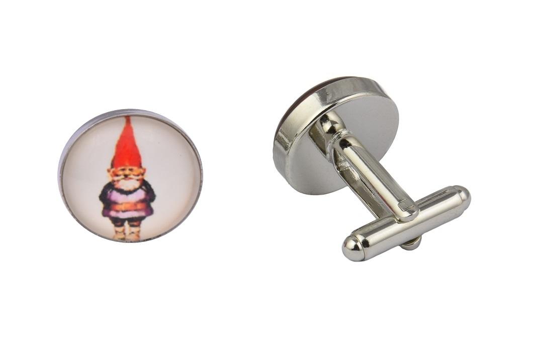 Gnome Cufflinks