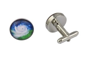 Hurricane Cufflinks