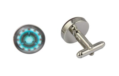 Iron Man Reactor Cufflinks
