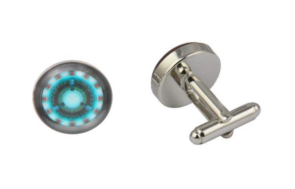 Iron Man Reactor Cufflinks