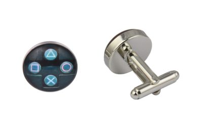 Playstation 4 Controller Cufflinks