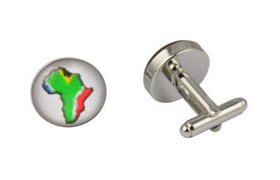 Africa Map Cufflinks