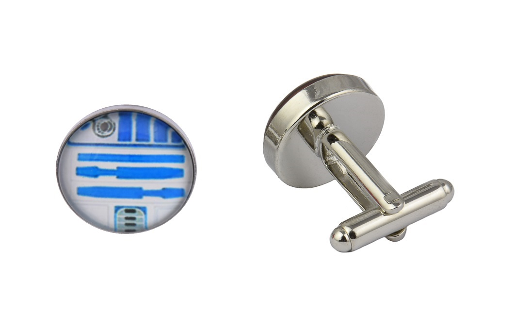 Star Wars R2D2 Cufflinks