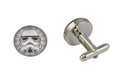 Star Wars Grey Storm Trooper Cufflinks