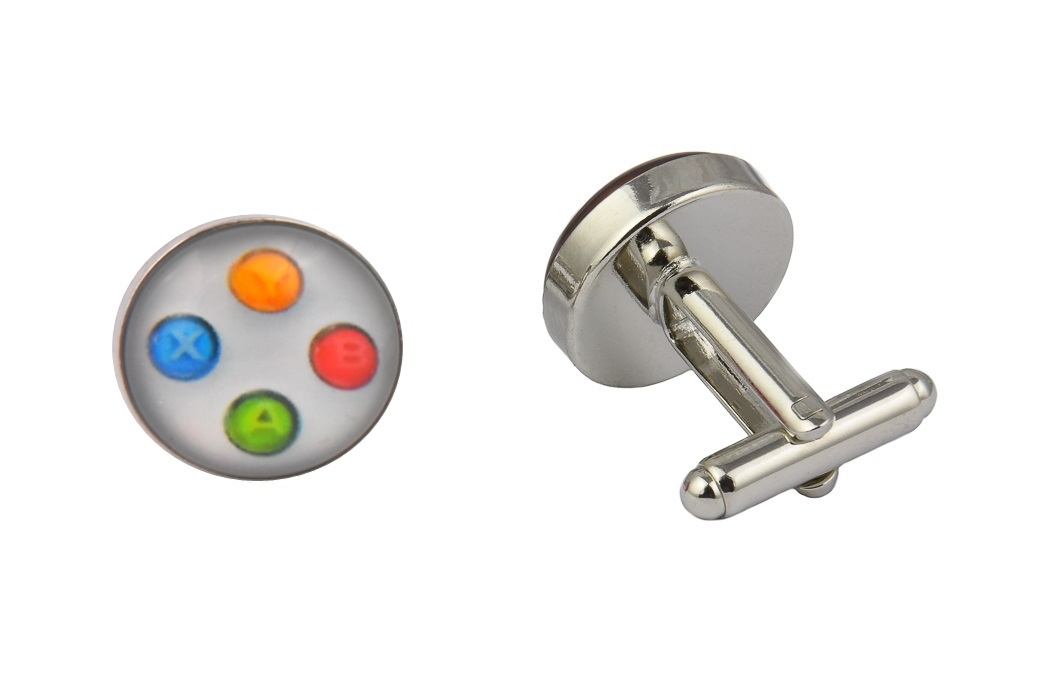 Xbox Controller Cufflinks