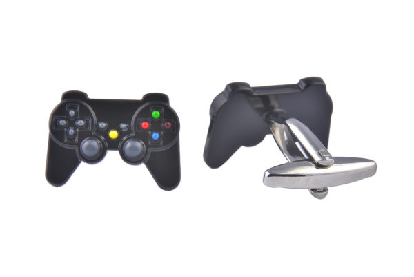 black-console-controller-metal
