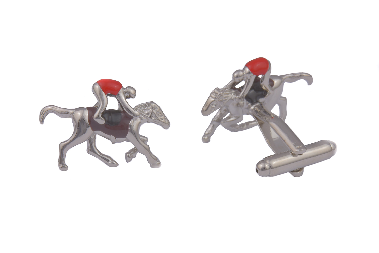 horse-rider-red
