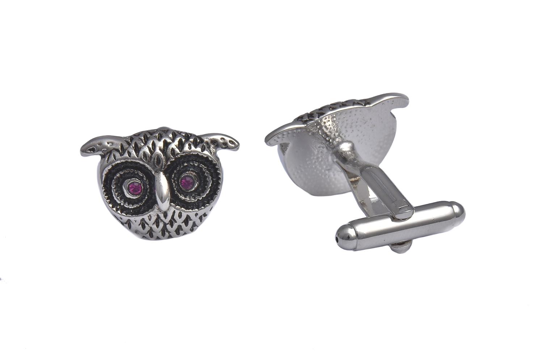 owl-silver