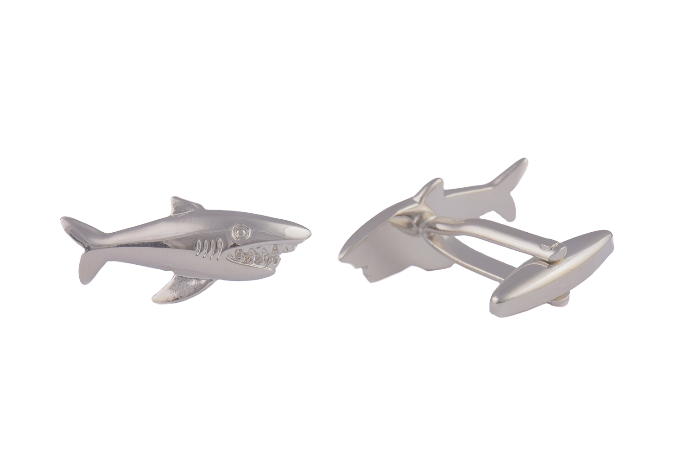 shark-silver