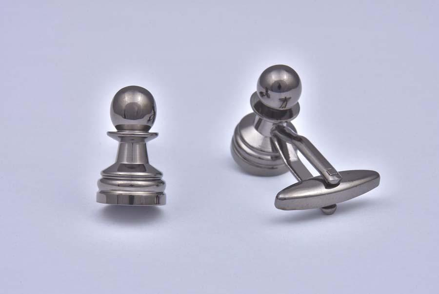 Chess Pawns Cufflinks   Cufflinks Gift Hub