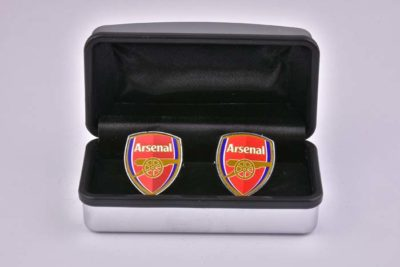 Arsenal FC Official Cufflinks