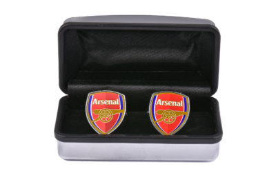 Arsenal FC Official Cufflinks