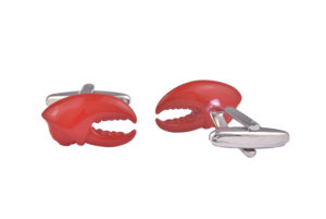 Lobster Claw Cufflinks