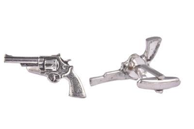 revolver-silver