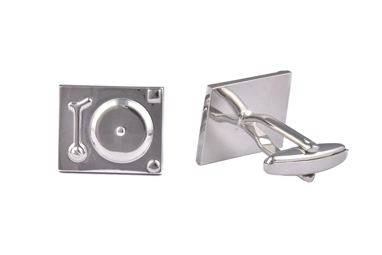 Turntable Cufflinks