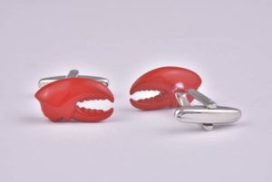 Lobster Claw Cufflinks