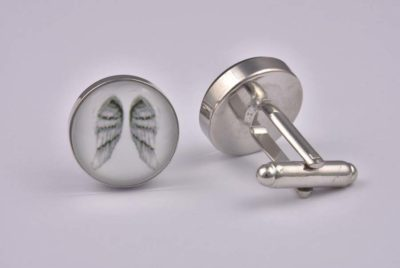 Angel Wings Cufflinks