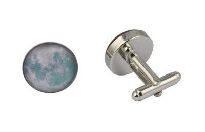 Full Moon Cufflinks