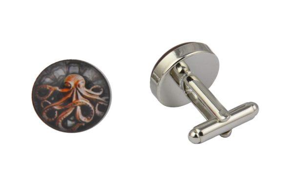 Steampunk Octopus Black CGHC0548