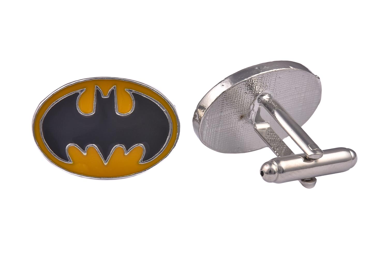 Batman Logo Cufflinks