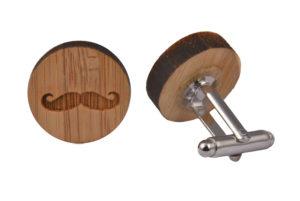 Wood Moustache