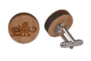 Wood Octopus