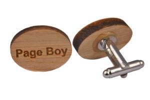Wood Page Boy