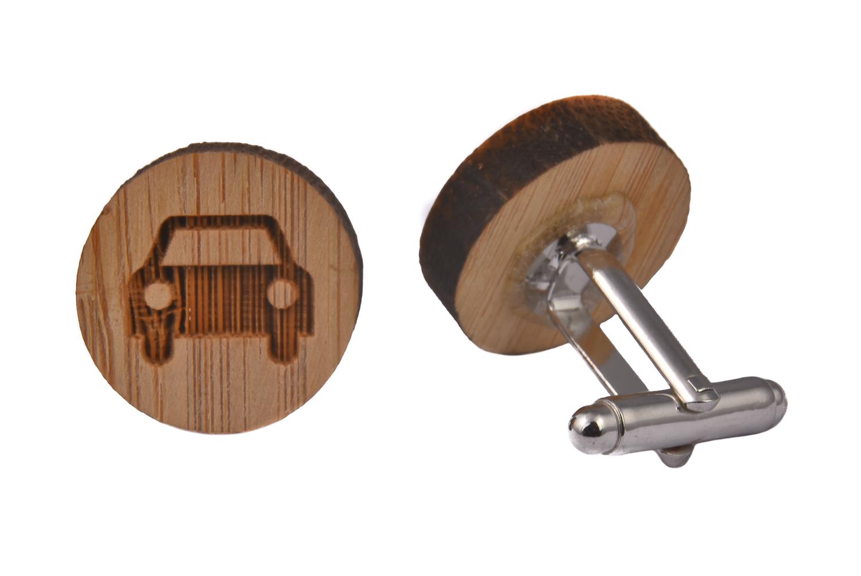 Wood Car Front