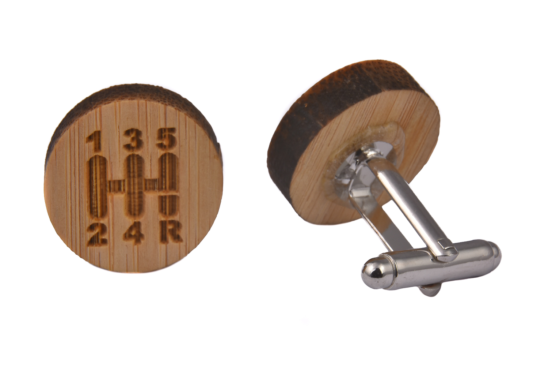 Wood Car Gear Stick