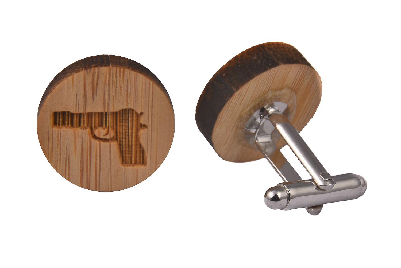 Wood Gun Pistol