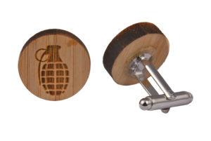 Wood Grenade