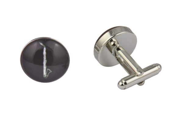 Bass Clarinet Cufflinks