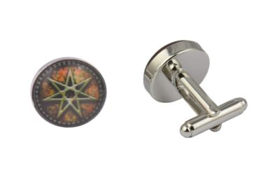 Elven Star Cufflinks