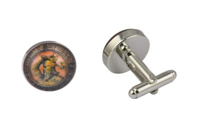 Viking Warrior Cufflinks