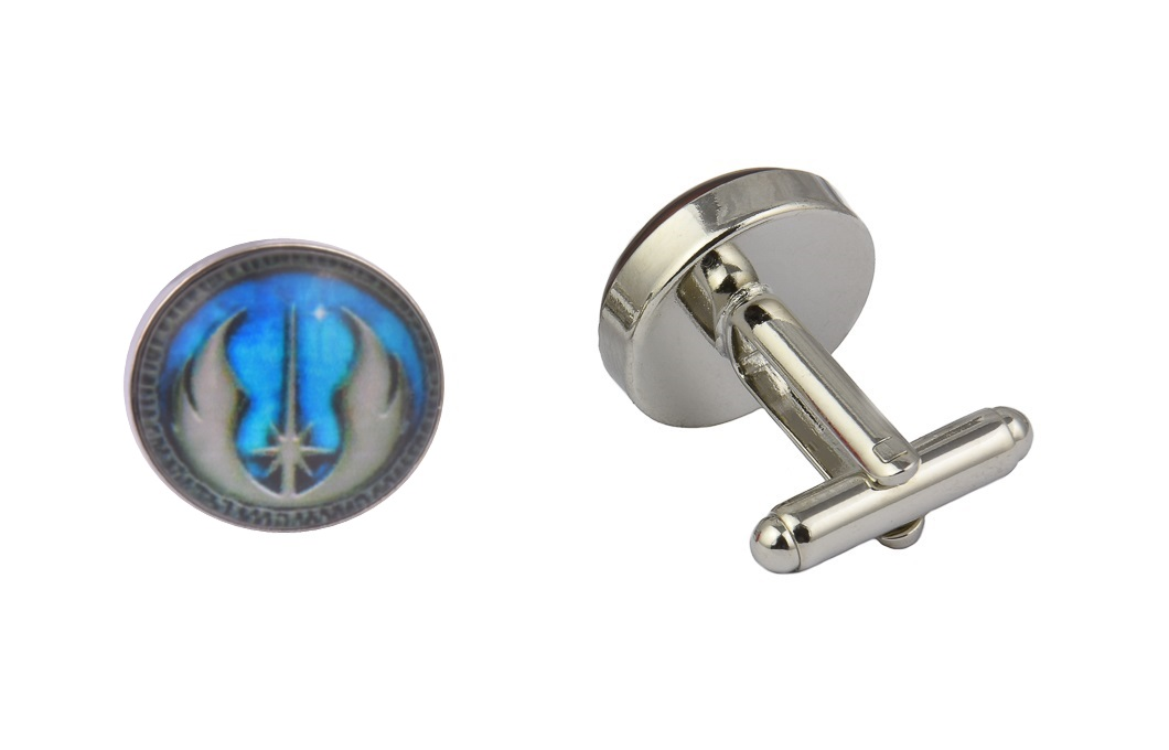 Star Wars Jedi Order Logo Cufflinks