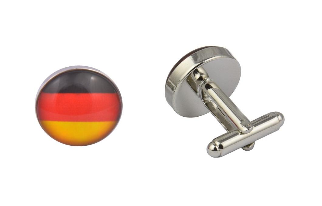 Germany Flag Cufflinks