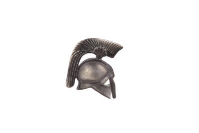 Roman Helmet Lapel Pin