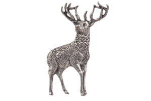 Stag Lapel Pin