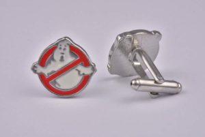 Ghostbusters Cufflinks