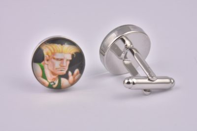 Street Fighter Cufflinks