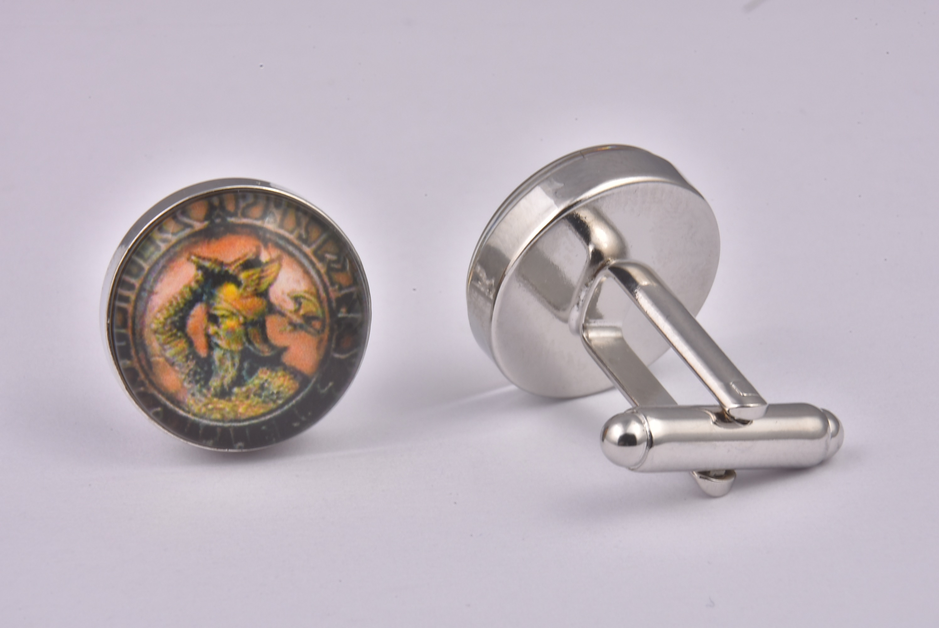 Viking Warrior Cufflinks | Men's Cufflinks