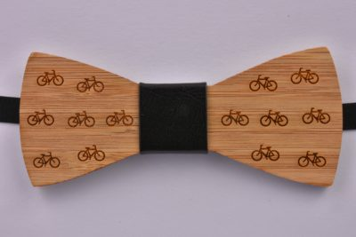 Wooden Bow Tie Bicycles