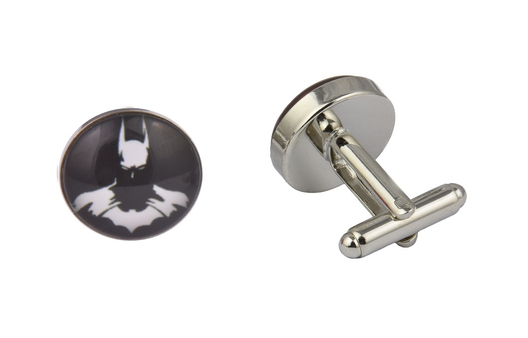Batman Silhouette Cufflinks