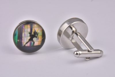 Peter Pan Cufflinks